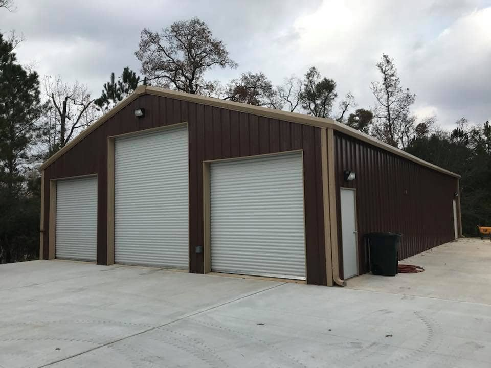 services metal buildings